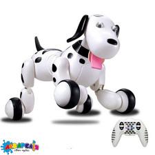 Іграшка робот-собака р/к Happy Cow 777-338 (чорний)