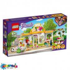 "Конструктор LEGO Friends ""Екокафе в Хартлейк-Сіті"" арт.41444"