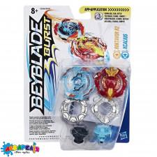 BEYBLADE B9491 2 дзиги в упаковці