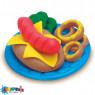 """PLAY-DOH B5521 Ігровий набір """"Бургер гриль"""""""