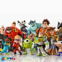 Герої мультфільмів