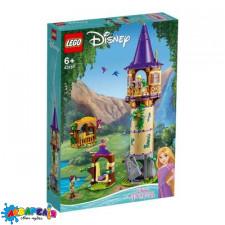 """Конструктор LEGO Disney """"Вежа Рапунцель"""" арт.43187"""