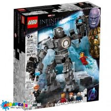 Конструктор LEGO Super Heroes Залізний торговець сіє хаос арт.76190