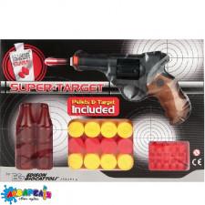 Іграшкова зброя набір EDISON SUPERTARGET W.BOX (F)