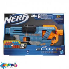 """Бластер """"NERF"""" Еліт 2.0 COMMANDER RC 6"""