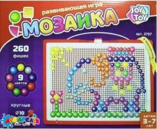Мозаїка 2707 260 фішок, кор., 32-25-5,5 см