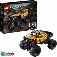 """Конструктор LEGO Technic """"Екстремальний позашляховик 4X4"""" арт.42099"""