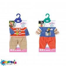 BABY BORN 824535 Набір одягу для ляльки - АКТИВНИЙ МАЛЮК