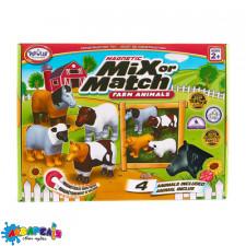 Іграшка 3Д пазл Popular Playthings 62001 тварини ферми