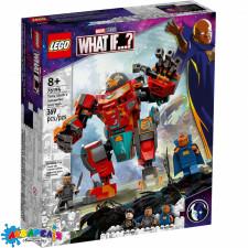 Конструктор LEGO Super Heroes Залізна Людина-саакарієць Тоні Старка арт.76194