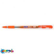 "*Ручка кульк. / масл ""Glyser"" помаранчева 0,7 мм ""LINC"""