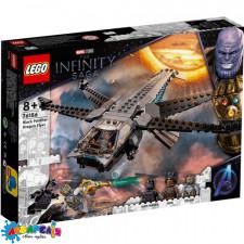 """Конструктор LEGO Super heroes """"Флаєр-дракон Чорної Пантери"""" арт.76186"""