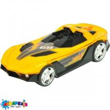 Toy State Супер гонщик Yur So Fast зі світлом та звуком, 25 см