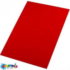 Папір для дизайну ROSA Elle Erre А3 (29,7*42см) №09 rosso 220г/м2, червоний дві текстури Fabriano