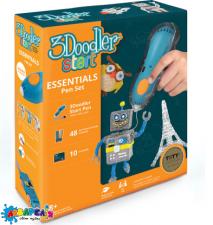 3D-ручка 3Doodler Start для дитячої творчості - КРЕАТИВ (48 стрижнів)