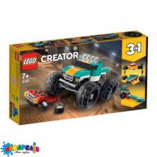 "Конструктор LEGO Creator ""Вантажівка-монстр"" арт.31101"