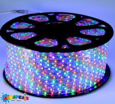 LED стрічка 5050, 18м, мульті