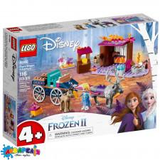 LEGO Disney Princesses Конструктор Пригодницький фургон Єльзи 41166