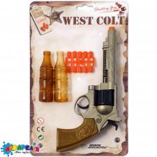 Іграшкова зброя набір EDISON WEST COLT BLISTER