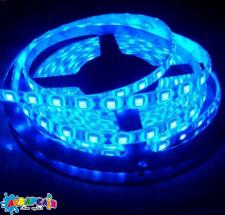 LED стрічка 5050, 8м, синя