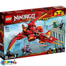 """Конструктор LEGO Ninjago """"Винищувач Кая"""" арт.71704"""