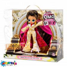 """L.O.L. SURPRISE! 569879 Ігровий набір з колекційною лялькою! серії """"O.M.G. Remix"""" - СЕЛЕБРІТІ"""