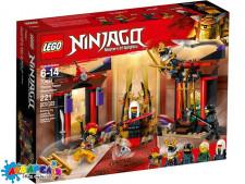 LEGO Ninjago Конструктор Бій у тронній залі 70651