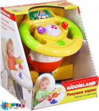 KIDDIELAND 058305 Іграшка на присосці - РОЗУМНЕ КЕРМО