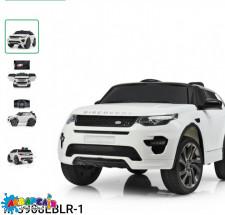 Машина M 3908EBLR-1 радіокер.,2,4G,2мот.30W,акум.12V7AH,USB,TF,світло,муз.,кол.EVA,шкіра,білий.