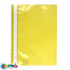 Швидкозшивач А4 жовтий
