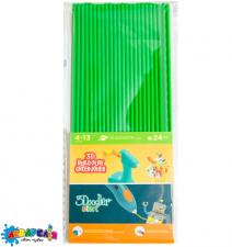 3Doodler Start Набір стрижнів для 3D-ручки (зелений, 24 шт)