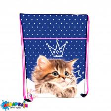 """Сумка для взуття """"Kitten"""", 46*33см, 210D PL, арт. 2124C, CLASS"""