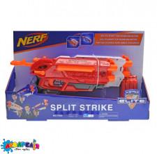 """Бластер """"NERF"""" з набіром пуль в коробці 7034 р.43*26,5*8см."""