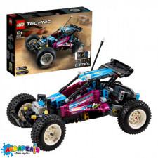 """Конструктор LEGO Technic """"Баггі для бездоріжжя"""" арт.42124"""
