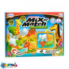 Іграшка 3Д пазл Popular Playthings 62000 тварини джунглів