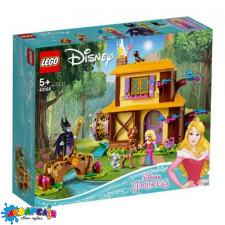 """Конструктор LEGO Disney """"Будиночок Аврори у лісі"""" арт.43188"""