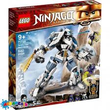 """Конструктор LEGO Ninjago """"Битва робота-титана Зейна"""" арт.71738"""