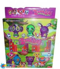 Бакугани для дівчат Zoobles 9 шт. в короб.(72 шт/ящ)