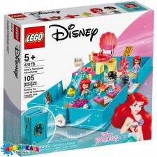 LEGO Disney Конструктор Книга пригод Аріель 43176
