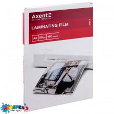 Плівка для ламінування 80 мкм A4 (216x303 мм) 100 шт.