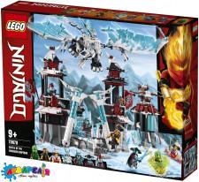 LEGO Ninjago Конструктор Замок імператора-відлюдника