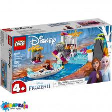 LEGO Disney Princesses Експедиція Анни на човні 41165