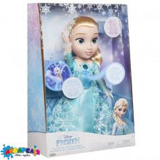"""Лялька """"FROZEN"""" Ельза, співає, арт. 207684 у коробці 38*25,5*13 см"""