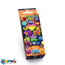 "Hабір ""Bubble Clay"" ""FLUORIC""  6  кольорів  укр.  /30"