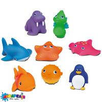 Іграшки для купання та заводні
