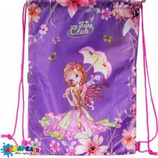 "Сумка для взуття ""Fairy Club"" 46*33 см 210D PL 9947 CLASS"