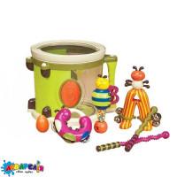 Іграшки для малят (0-3)