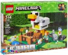 LEGO Minecraft Конструктор Курник 21140
