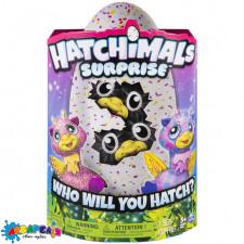 Hatchimals:  Подвійний сюрприз в яйці (асортимент # 1)
