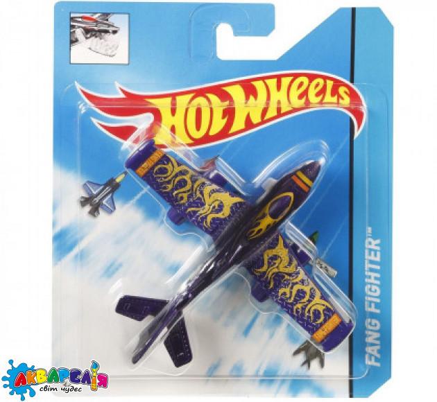 Hot Wheels Базовий літачок (в ас.) арт.BBL47